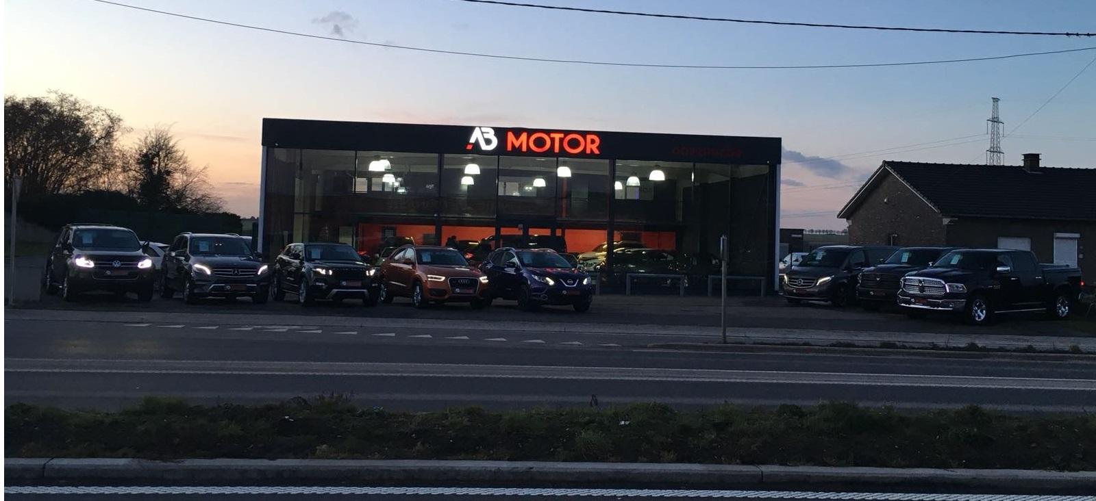 Bienvenue chez AB Motor. Previous Next